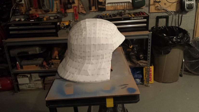 Moe's Projects - Dark Helmet