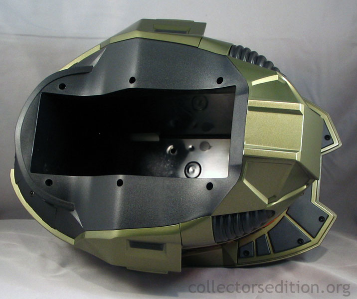 Legendary halo 3 limited collector's edition master chief helmet +.